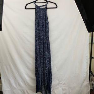 Abercrombie & Fitch Blue Maxi dress - XL (16)